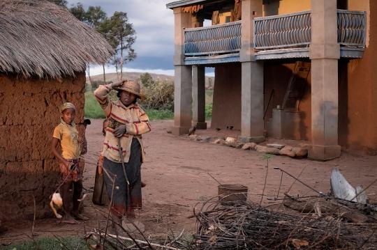 Tsiroanomandidy, Madagascar 2017 ©