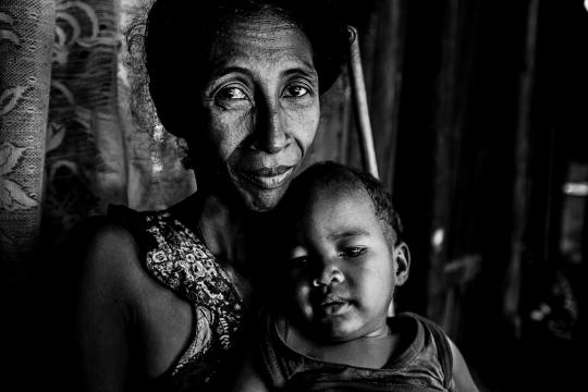 Coffeeshop Owner, Analalava, North West Madagascar 2015 ©